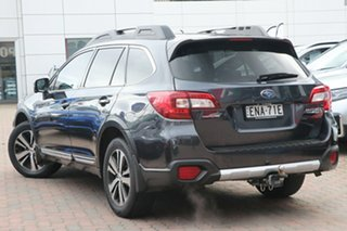 2018 Subaru Outback B6A MY18 3.6R CVT AWD Black 6 Speed Constant Variable Wagon.