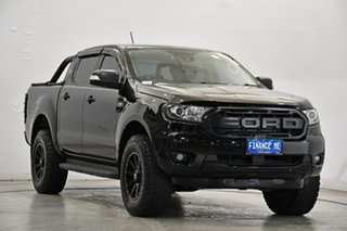 2019 Ford Ranger PX MkIII 2019.75MY XLT Black 6 Speed Sports Automatic Double Cab Pick Up.