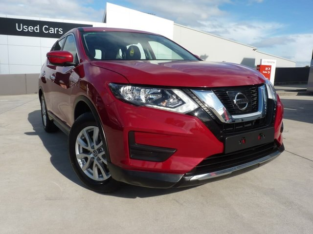 Pre-Owned Nissan X-Trail T32 Series II ST X-tronic 2WD Blacktown, 2019 Nissan X-Trail T32 Series II ST X-tronic 2WD Red 7 Speed Constant Variable Wagon