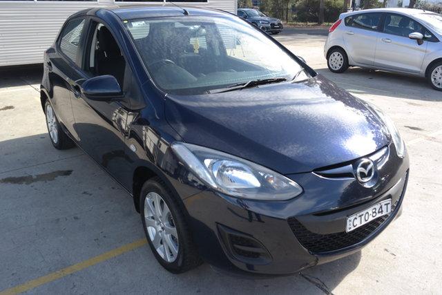 Used Mazda 2 DE10Y2 MY14 Neo Sport Maryville, 2014 Mazda 2 DE10Y2 MY14 Neo Sport Blue 4 Speed Automatic Hatchback