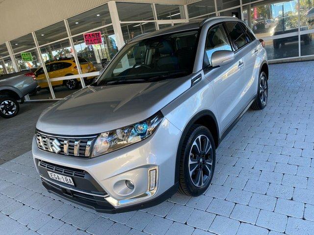 Used Suzuki Vitara Turbo Taree, 2019 Suzuki Vitara Turbo White Sports Automatic Wagon
