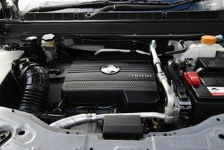 2012 Holden Captiva CG Series II 7 SX Silver 6 Speed Sports Automatic Wagon
