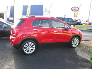 2017 Holden Trax TJ LT Turbo Red 6 Speed Automatic Wagon