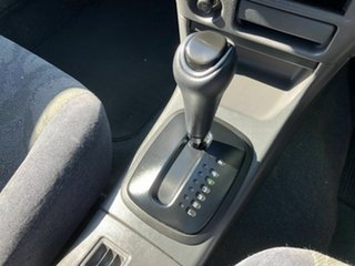 2001 Mitsubishi Lancer CE2 GLXi Green 4 Speed Automatic Sedan