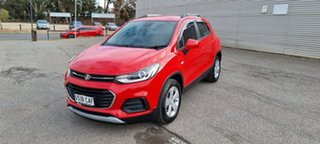 2019 Holden Trax TJ MY19 LS Red 6 Speed Automatic Wagon