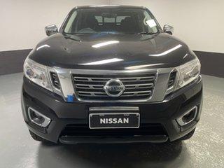 2017 Nissan Navara NAVARA 4X4 2.3 DSL ST Cosmic Black Automatic Utility.