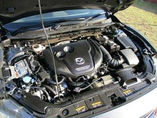 2013 Mazda 6 GJ1021 GT SKYACTIV-Drive Grey 6 Speed Sports Automatic Sedan