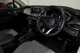 2018 Hyundai Santa Fe TM MY19 Active White 6 Speed Sports Automatic Wagon