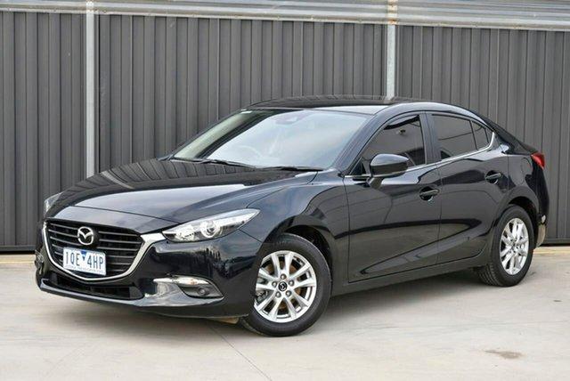 Used Mazda 3 BN5278 Maxx SKYACTIV-Drive Sport Pakenham, 2019 Mazda 3 BN5278 Maxx SKYACTIV-Drive Sport Black 6 Speed Sports Automatic Sedan