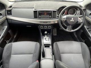 2015 Mitsubishi Lancer CJ MY15 ES Sport Grey 6 Speed Constant Variable Sedan.