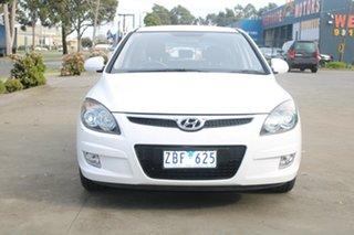 2012 Hyundai i30 FD MY12 Trophy 4 Speed Automatic Hatchback.