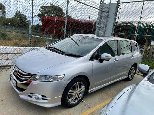 Used Honda Odyssey RC MY14 VTi-L Edgewater, 2014 Honda Odyssey RC MY14 VTi-L Silver 7 Speed Constant Variable Wagon