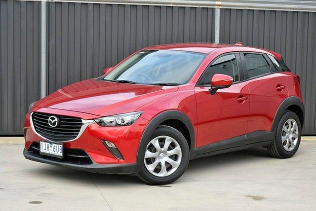 Used Mazda CX-3 DK2W7A Neo SKYACTIV-Drive Pakenham, 2016 Mazda CX-3 DK2W7A Neo SKYACTIV-Drive Red 6 Speed Sports Automatic Wagon