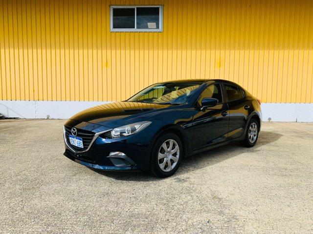 Used Mazda 3 BM5278 Neo SKYACTIV-Drive Canning Vale, 2014 Mazda 3 BM5278 Neo SKYACTIV-Drive Blue 6 Speed Sports Automatic Sedan