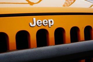 2013 Jeep Wrangler JK MY2013 Overland Gold 5 Speed Automatic Hardtop