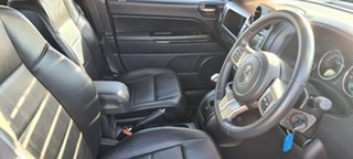 2013 Jeep Compass MK MY13 Limited CVT Auto Stick 6 Speed Constant Variable Wagon