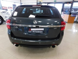 2017 Holden Commodore VF II MY17 SV6 Sportwagon Grey 6 Speed Sports Automatic Wagon.