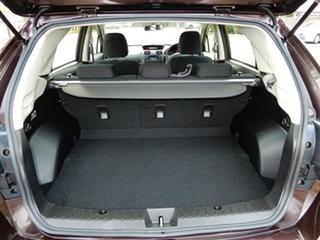 2012 Subaru Impreza G4 MY12 2.0i Lineartronic AWD Deep Cherry 6 Speed Constant Variable Hatchback