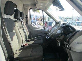 2018 Ford Transit VO MY17.75 350e Jumbo (SRW) High Roof White 6 Speed Manual Van
