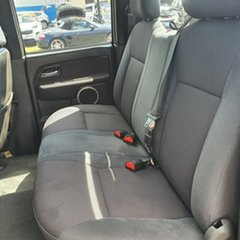 2011 Isuzu D-MAX MY11 LS-U Black 4 Speed Automatic Utility
