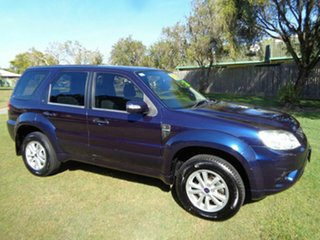 2010 Ford Escape ZD MY10 Blue 4 Speed Automatic SUV.