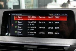 2018 BMW X3 G01 xDrive20d Steptronic Black 8 Speed Automatic Wagon