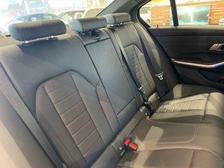 2020 BMW 3 Series G20 330i Steptronic M Sport Portimao Blue 8 Speed Sports Automatic Sedan