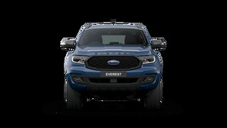 2021 Ford Everest UA II 2021.25MY Sport RWD Deep Crystal Blue 10 Speed Sports Automatic SUV
