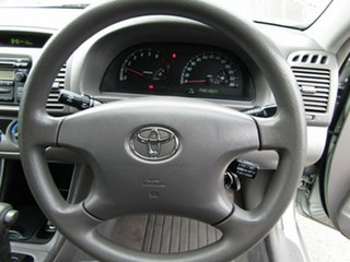 2004 Toyota Camry ACV36R Altise Green 4 Speed Automatic Sedan