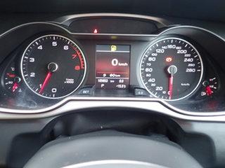 2013 Audi A4 B8 (8K) MY14 2.0 TFSI Quattro Blue 7 Speed Auto Direct Shift Sedan