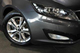 2013 Kia Optima TF MY13 SI Silver 6 Speed Sports Automatic Sedan.