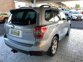 2015 Subaru Forester 2.5I-L Silver Constant Variable Wagon