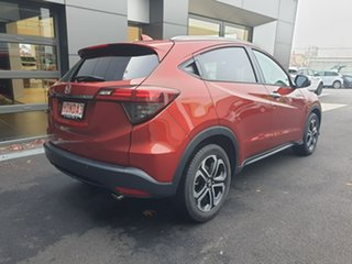 2021 Honda HR-V MY21 VTi-LX Red 1 Speed Constant Variable Hatchback.