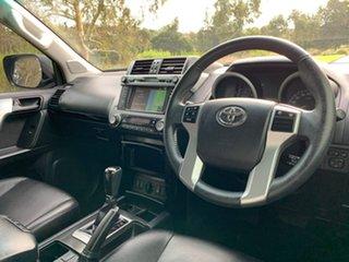 2016 Toyota Landcruiser Prado GDJ150R GXL Black Sports Automatic Wagon