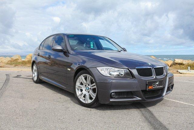 Used BMW 3 Series E90 320i Steptronic Executive Lonsdale, 2007 BMW 3 Series E90 320i Steptronic Executive Grey 6 Speed Automatic Sedan