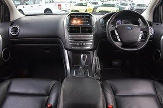2015 Ford Territory SZ MkII Titanium Seq Sport Shift White 6 Speed Sports Automatic Wagon