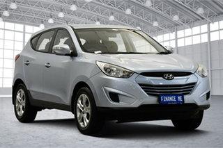 2013 Hyundai ix35 LM2 Active Blue Ice 6 Speed Sports Automatic Wagon.
