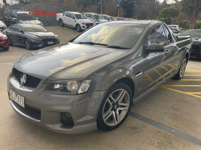 Used Holden Ute VE II SV6 Berwick, 2011 Holden Ute VE II SV6 Grey 6 Speed Sports Automatic Utility