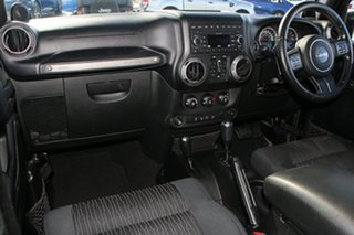 2011 Jeep Wrangler JK MY2011 Unlimited 70th Anniversary Black 4 Speed Automatic Hardtop