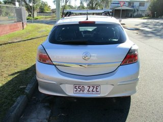 2007 Holden Astra AH MY07.5 CDX Silver 4 Speed Automatic Coupe