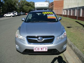 2012 Subaru XV G4X MY12 2.0i-L Lineartronic AWD Silver 6 Speed Constant Variable Wagon.
