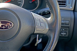 2007 Subaru Impreza G3 MY08 RX AWD Newport Blue Pearl 5 Speed Manual Hatchback
