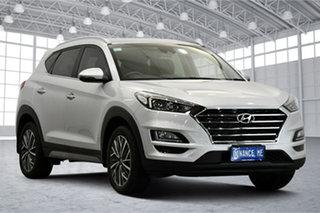 2020 Hyundai Tucson TL3 MY20 Elite D-CT AWD Silver 7 Speed Sports Automatic Dual Clutch Wagon.