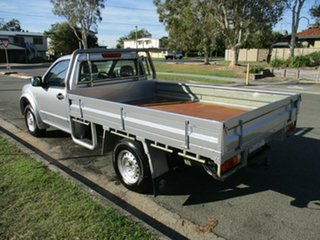 2006 Holden Rodeo RA MY06 LX 4x2 Silver 5 Speed Manual Cab Chassis