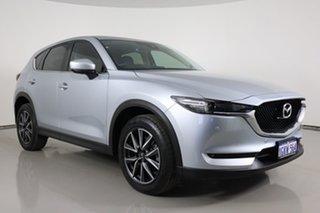 2017 Mazda CX-5 MY17.5 (KF Series 2) GT (4x4) Silver 6 Speed Automatic Wagon.