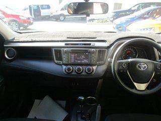 2014 Toyota RAV4 ASA44R GX (4x4) White 6 Speed Automatic Wagon