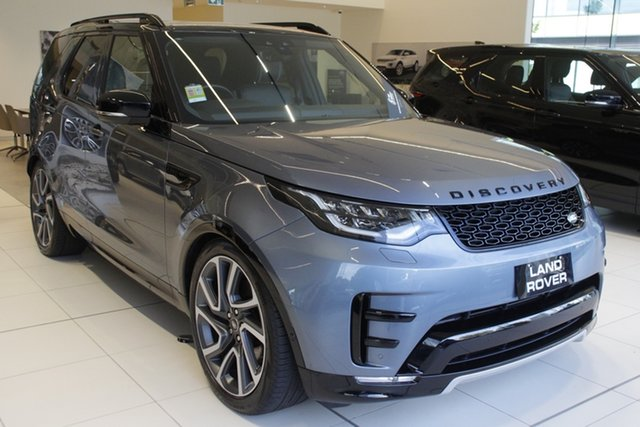 Demo Land Rover Discovery Series 5 L462 MY20 HSE Newstead, 2020 Land Rover Discovery Series 5 L462 MY20 HSE Byron Blue 8 Speed Sports Automatic Wagon