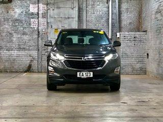 2017 Holden Equinox EQ MY18 LT FWD Grey 9 Speed Sports Automatic Wagon.
