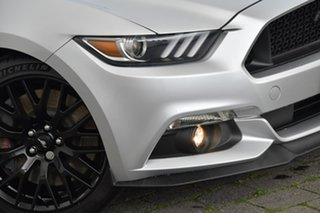 2017 Ford Mustang FM 2017MY GT Fastback SelectShift Silver, Chrome 6 Speed Sports Automatic Fastback