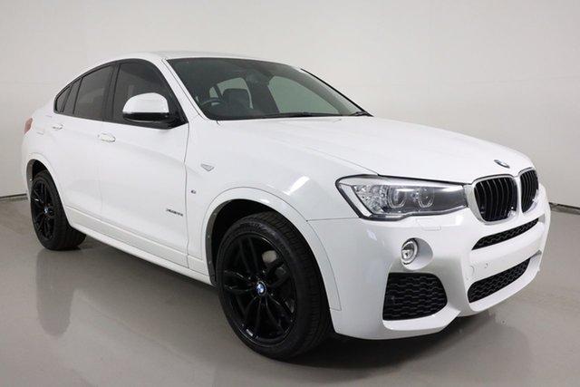 Used BMW X4 F26 MY16 xDrive 20I Bentley, 2016 BMW X4 F26 MY16 xDrive 20I White 8 Speed Automatic Coupe